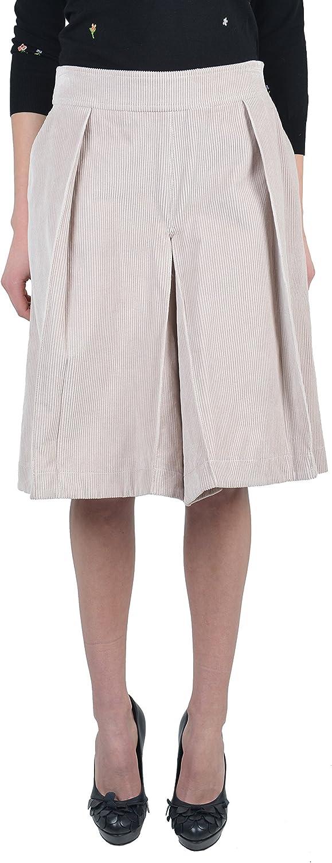 Just Cavalli Women's Pink Corduroy Skort Shorts US 4 IT 40