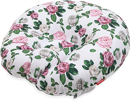 Nuby Baby Nest by Dr.Talbot's, Infant Lounger, Rose Floral Print