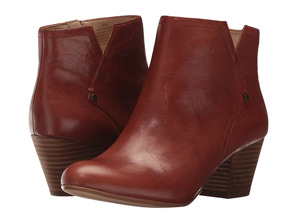Nine West Hadriel (Cognac Leather) Women