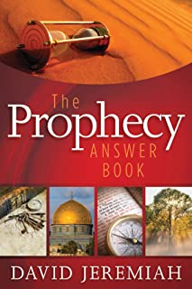 The Prophecy Answer Book (Answer Book Series)