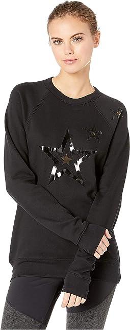 Boyfriend Duochrome Pop Star Sweatshirt