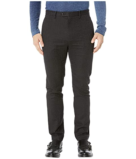 John Varvatos Collection Regular Fit Tapered Pants P498U4