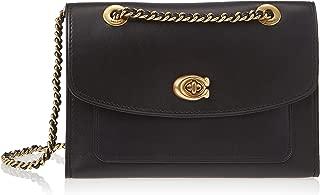 Coach Womens Shoulder Bag, Black - 26852 OLBLK