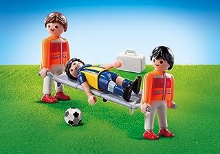 Amazon.es: futbolin playmobil - Muñecos y figuras: Juguetes y juegos