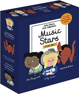 Little People, BIG DREAMS: Music Stars