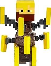 Mattel Minecraft Burning Blaze Light-up Figure