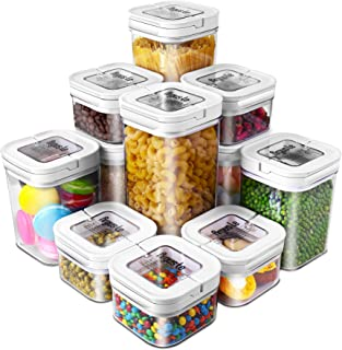 Best kitchen pantry storage containers Reviews