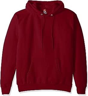 Hanes Mens OP170 Pullover EcoSmart Fleece Hooded Sweatshirt Long Sleeve Hoody