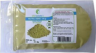 Henna neutralny, Cassia puder – 100 g – ma właściwości wyrównujące dla odżywki i skóry głowy, nadaje sile i połysk, popraw...