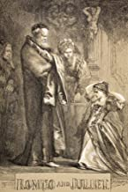 Posterazzi Sir John Gilbert For Romeo And Juliet Poster Print by by William Shakespeare. From The Illustrated Library Shak...