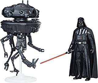 Star Wars Force Link Imperial Probe Droid and Darth Vader Figure