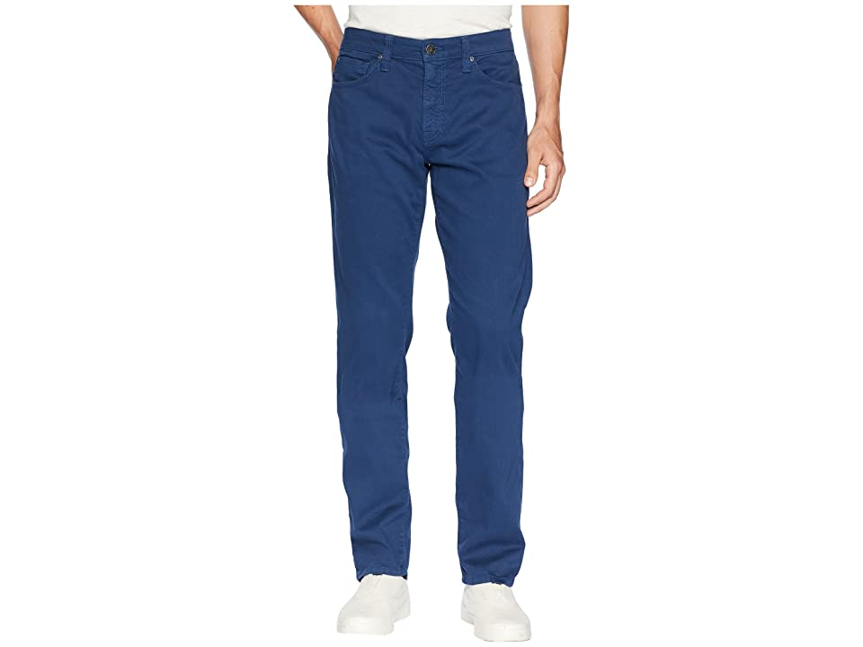 Agave Denim Classic Fit Rincon Twill Pant (Dark Denim) Men's Casual Pants