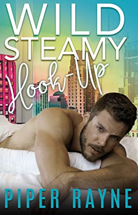 Wild Steamy Hook-Up (White Collar Brothers Book 3) (English Edition)