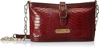 Isle Locada By Hidesign Women's Sling Bag (Red) (N 1)
