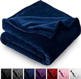 Best blue knit blanket Reviews