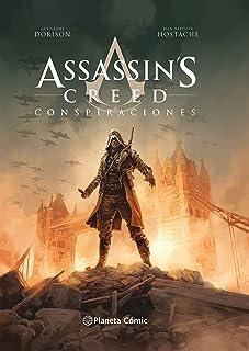 Assassin's Creed Conspiraciones (BD - Autores Europeos)