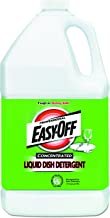 Professional EASY-OFF 89769CT Liquid Dish Detergent Concentrate, 1 gal Bottle (Case of 2)