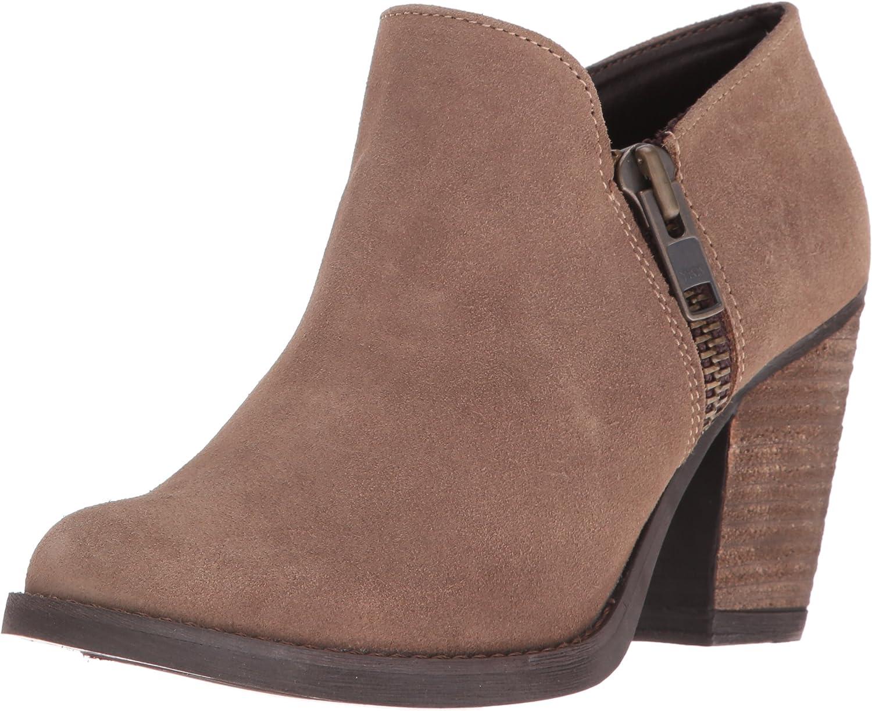 MAS Artisan Footwear Womens Callie Boot Women's Bootie Suede