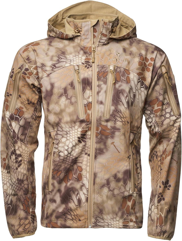 Kryptek Dalibor shipfree 3 Camo Collection High quality Hunting Jacket