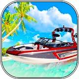 Beach Boat Racing y Simulador de Taxi de Agua 2017 3D