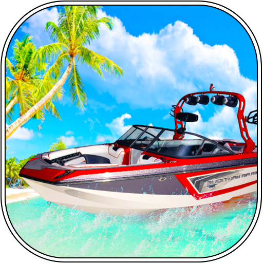 Beach Boat Racing e Taxi di Acqua Simulator 2017 3D