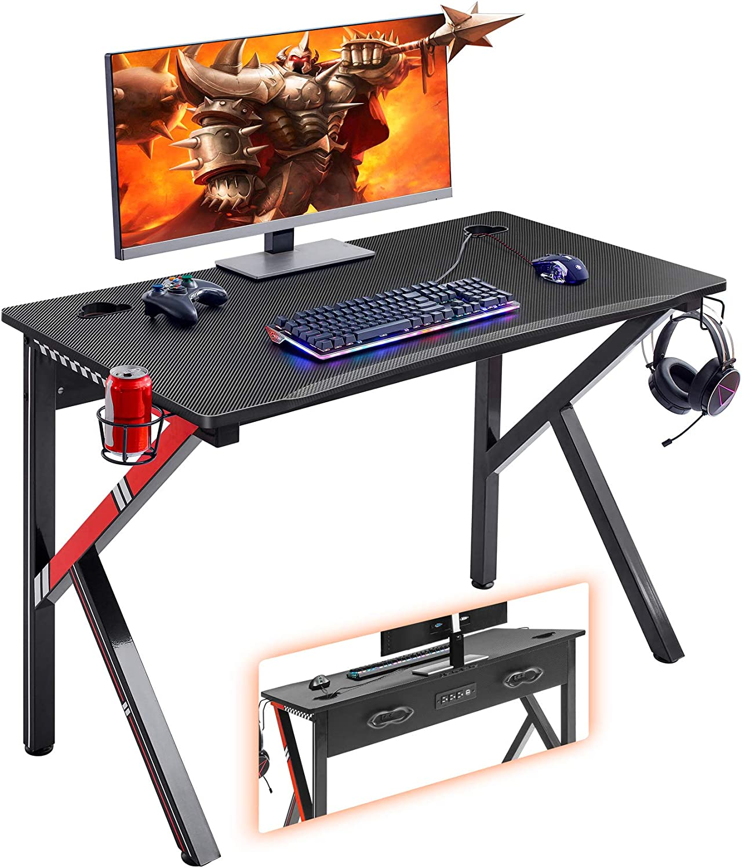 Mr IRONSTONE Gaming Desk outlet Popular 45.2