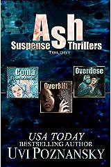 Ash Suspense Thrillers: Trilogy Kindle Edition