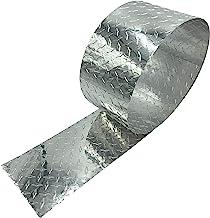 ".045 Aluminum Diamond Plate Sheet 12/"" x 18/"""