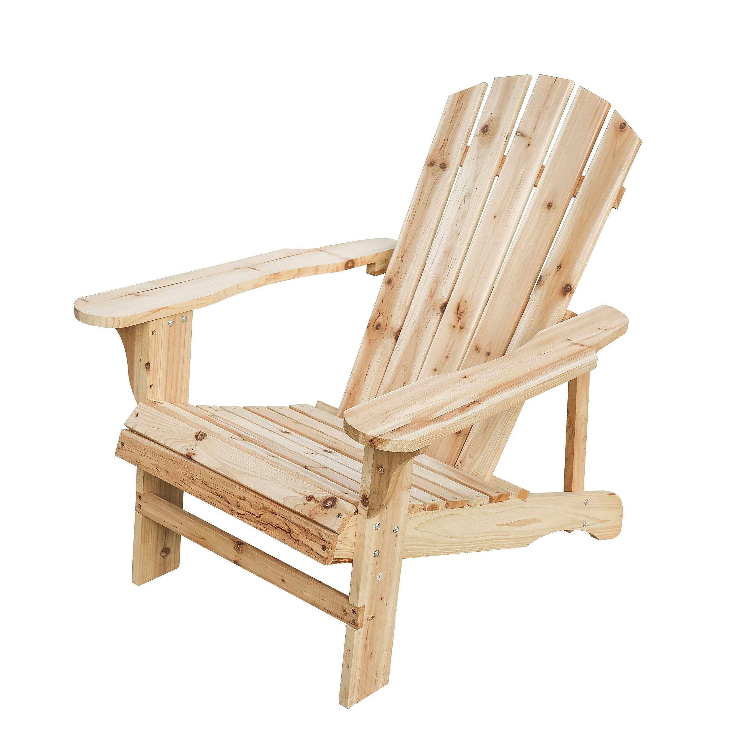 Patio Festival Adirondack Unpainted Furniture