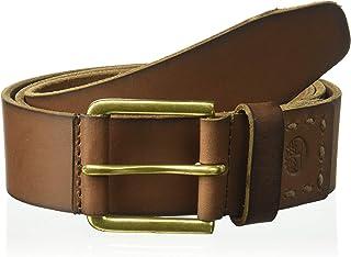 Timberland Men's B75392 Brown Leather Belt