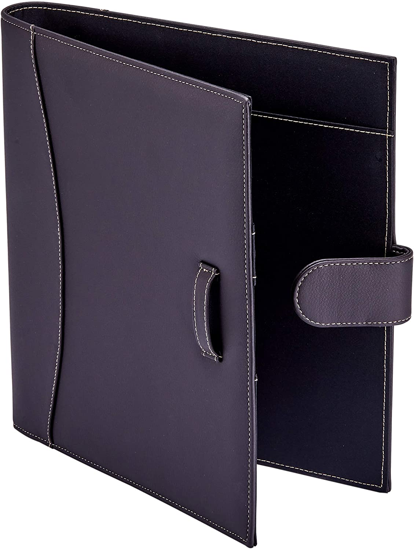 It's Academic Executive Leather Portfolio Folder, 1