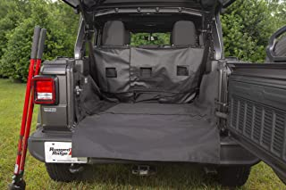 Rugged Ridge 13260.13 C3 Cargo Cover for 2018-present Jeep Wrangler JLU, 4 Door