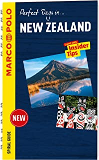 New Zealand Marco Polo Spiral Guide (Marco Polo Spiral Guides)