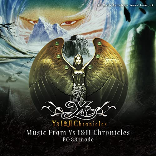 Music From Ys I&II Chronicles (PC-88 mode)