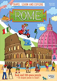 SASSI JUNIOR Travel, Learn And Explore. Rome