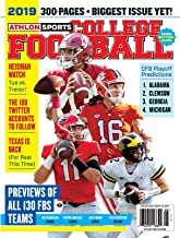 2019 Athlon Sports National College Football Preview