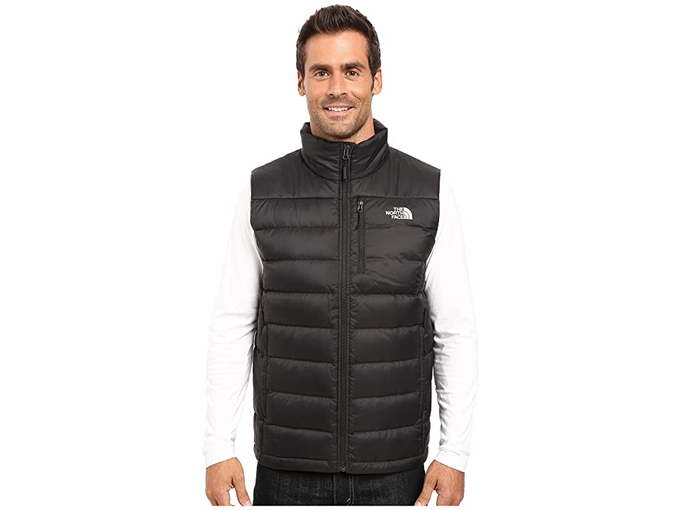 2469a748f766 The North Face Aconcagua Vest (TNF Black) Men