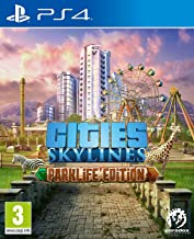 Cities Skylines: Parklife Edition (PlayStation 4) (PS4)