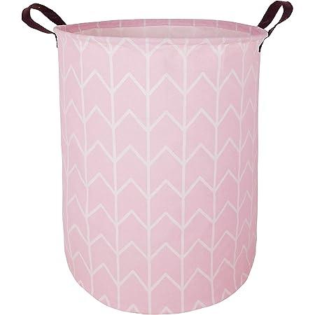 KOqwez33 Folding Laundry Basket Home Ballet Girl//Shoes//Bowknot Pattern Dirty Clothes Laundry Bucket Hamper Holder Kids Toys Storage Basket Bag Laundry Basket