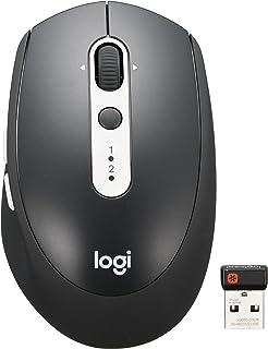 Logicool ロジクール M585GP マルチデバイス マルチタスクマウス グラファイトコントラスト FLOW機能 Bluetooth接続 USB接続 Windows・Mac対応