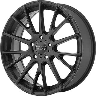 American Racing AR904 Satin Black Wheel (17x7