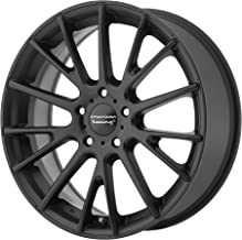 American Racing AR904 Satin Black Wheel (16x7