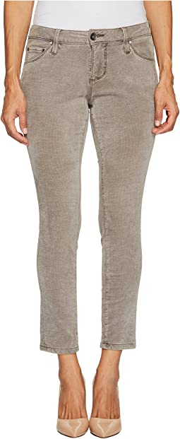 Petite Mera Skinny Ankle in Plush Waffle Knit