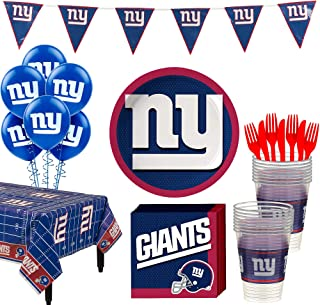 Best new york giants party decorations Reviews