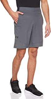 Under Armour Men's Vanish Woven Short Novelty Shorts, Grey (Pitch Gray/Black), Medium