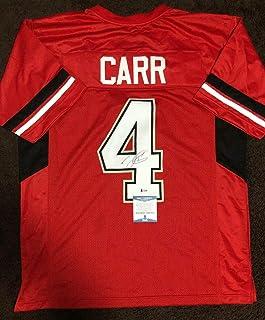 Amazon.com: derek carr jersey