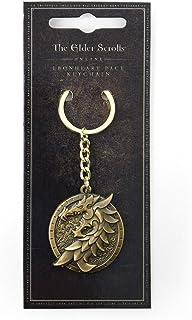 The Elder Scrolls Online Ebonheart Pact Keychain