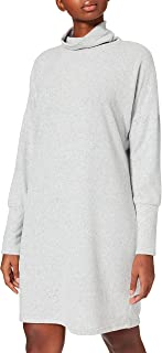 NOISY MAY NMCITY L/S BAT SHORT DRESS dames Gekleed