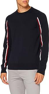 Tommy Hilfiger Men's Global Stripe Intarsia Sweater