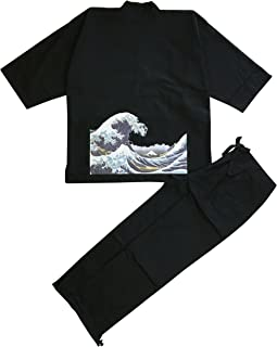 Edoten 男士日本棉 * Samue 印花图案